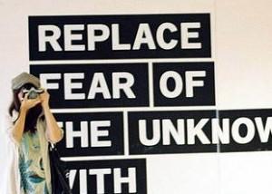 Replace Fear with Curiosity - Mark Darlington