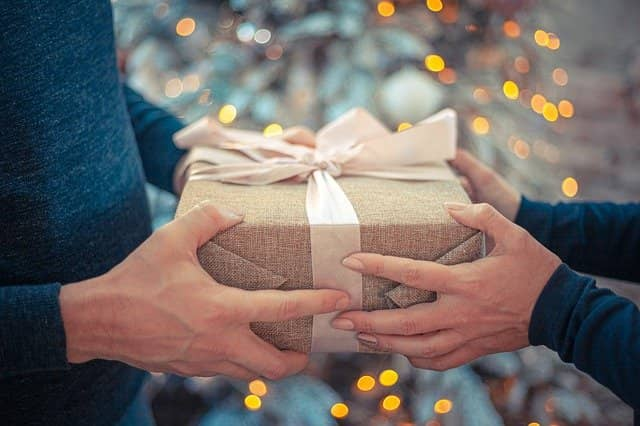 The Best Present You Can Give This Year - Mark Darlington
